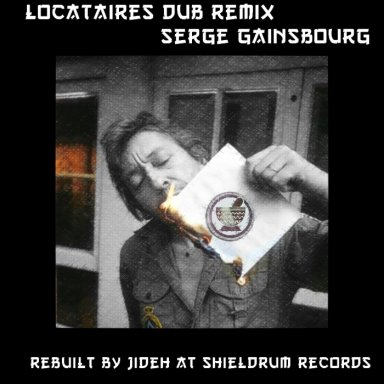 locataires dub 1 - jideh remix @ shieldrumrecords