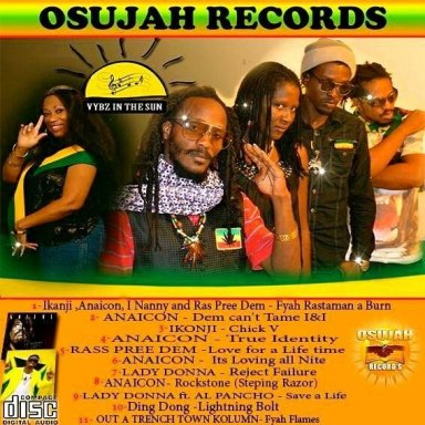 08. ANAICON    ROCKSTONE    Steping Razar    Composed by Markel Cole  Produced by  (Osujah Records)