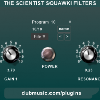 THE SCIENTIST DIGITAL SQUAWKY