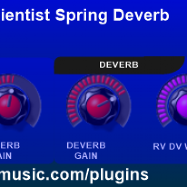The Scientist Dubwise Spring Deverb