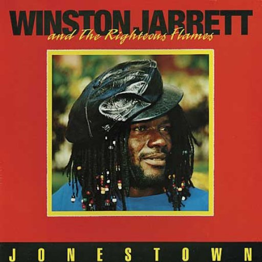 WINSTON FLAMES JARRET Mixed By The Scientist