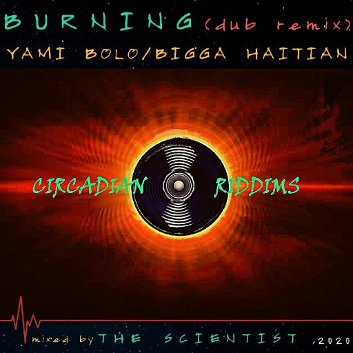 Yami Bolo Babylon Burning Mixed By The Scientist