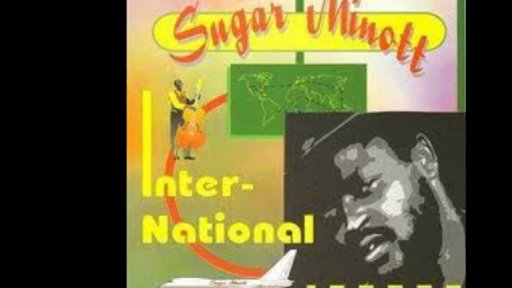 SUGAR MINOTT - International  Mixed By The Scientist