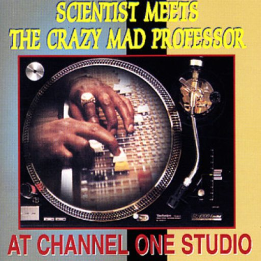 The Scientist Meets Crazy Mad Professor