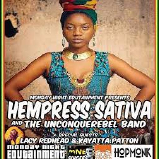 Hempress Sativa