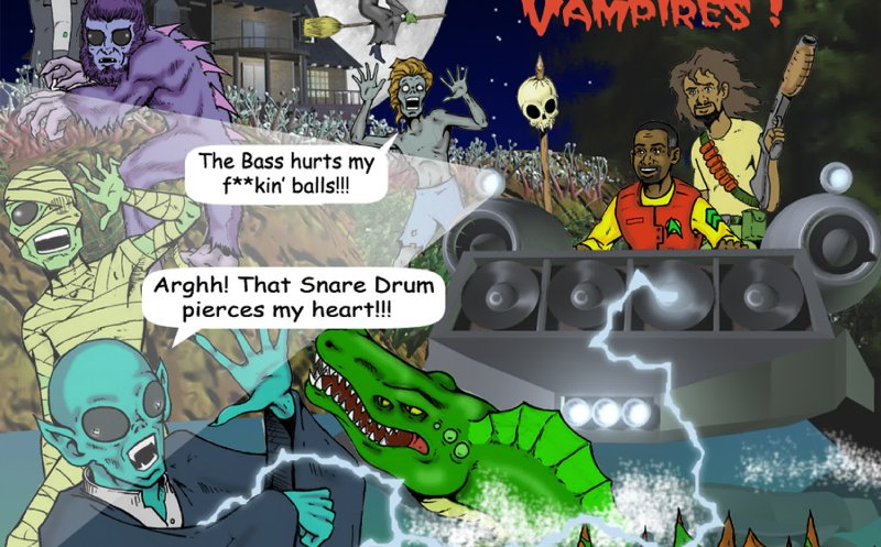 The Voodoo Curse