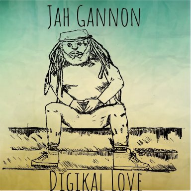 Jah Gannon   Digikal Love  Rub A Dub Compilation Vol. 1   05 5. King Jah Heal  Jah is I Shield