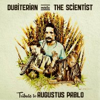 11 Dubiterian meets The Scientist   Tribute to Augustus Pablo   Up Warrika Hill Dub