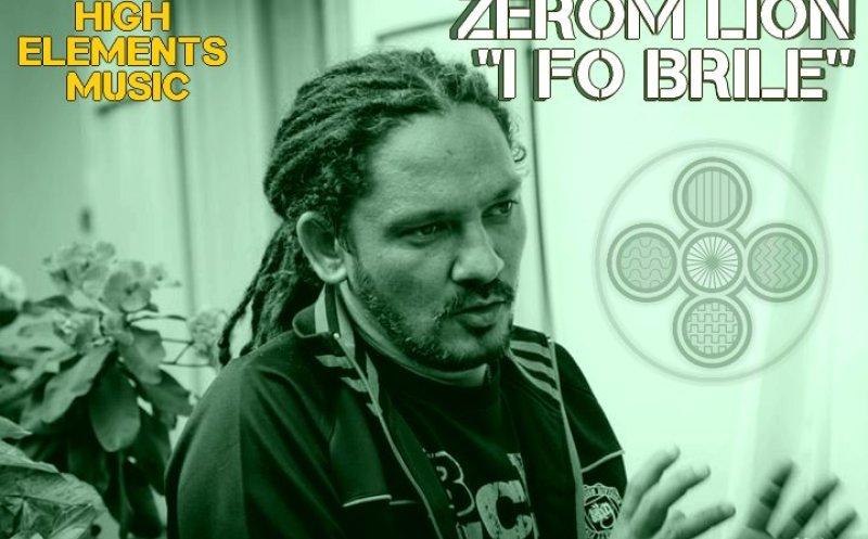 I FO BRILE & DUB   ZEROM LION & HIGH ELEMENTS