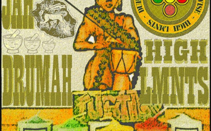 13   In Jah Dub   JIDEH HIGH ELEMENTS