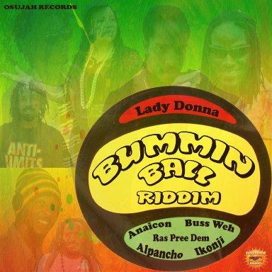02 Lady Donna   Bummin Ball