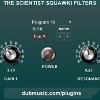 THE SCIENTIST DIGITAL SQUAWKY