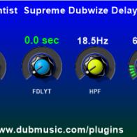 The Scientist Dubwize Delay Supreme