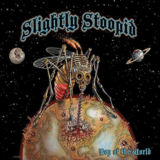SLIGHTLY STOOPID MIXED BY THE SCIENTIST