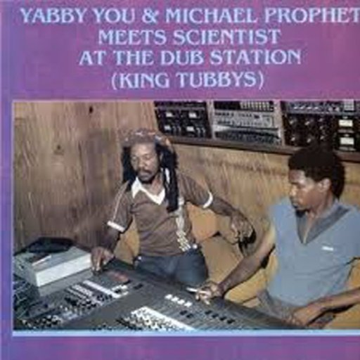 YabbyYou Michael Prophet Meet The Scientist at The Dub Station