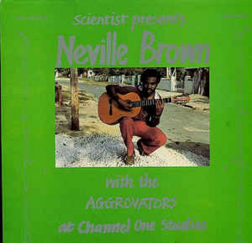Scientist Presents Neville Brown