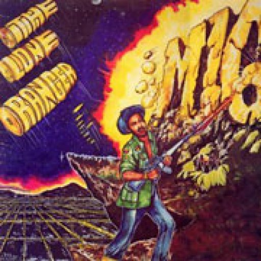 Lone Ranger  M 16 With  Sly And Robbie Mixed By The Scientist