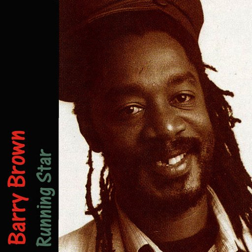 BARRY BROWN MIXED BY THE SCIENTIST