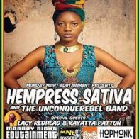 Hempress Sativa Mixed By The Scientist @ The Dub Club